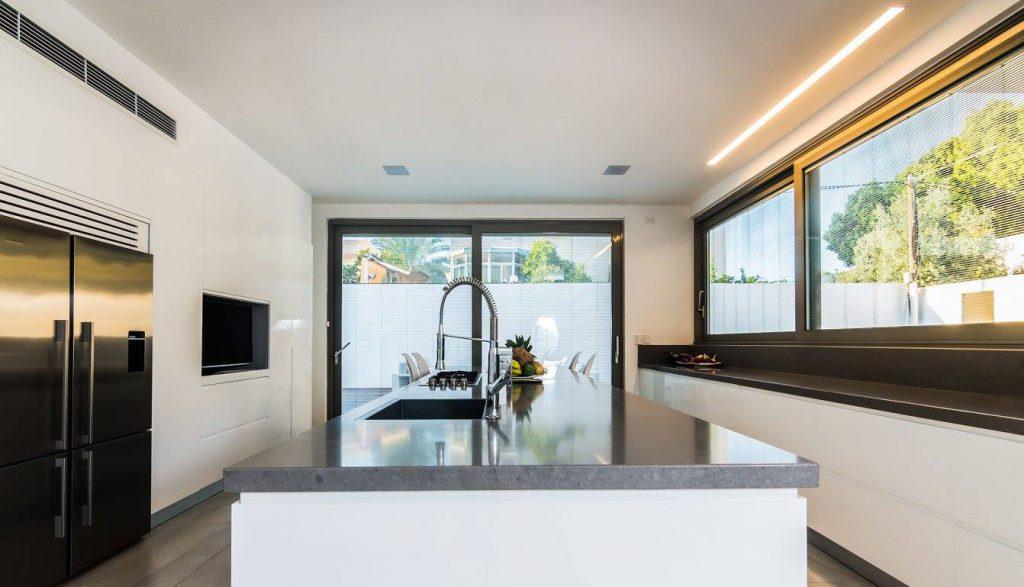 עיצוב מטבח מודרני ברמה הגבוהה ביותר דגמי 2020 - הרודס מטבחים